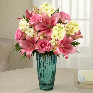 The Perfect Day™ Bouquet for Kathy Ireland Home