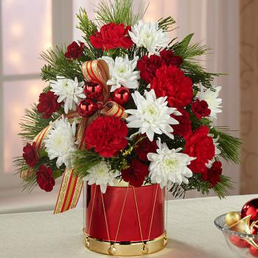"The Happiest Holidaysâ""¢ Bouquet"