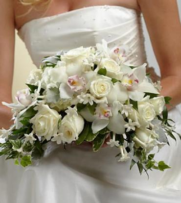 The White on White™ Bouquet