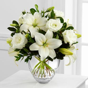 The White Elegance™ Bouquet by Vera Wang