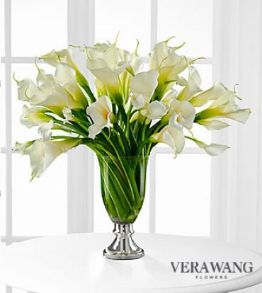 "The Musingsâ""¢ Luxury Calla Lily Bouquet by Vera Wang"